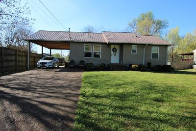 Wilson County Single Family Home Under Contract - Not Showing: 603 Meadowview Dr