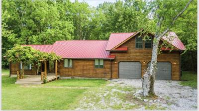 Springfield Single Family Home For Sale: 7769 Greer Rd