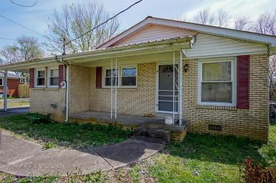Gallatin Single Family Home Under Contract - Showing: 423 Trina St