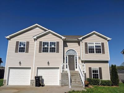 Christian County, Ky, Todd County, Ky, Montgomery County Single Family Home Under Contract - Showing: 1384 Constitution Dr