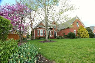 Single Family Home For Sale: 2107 Creekwalk Dr