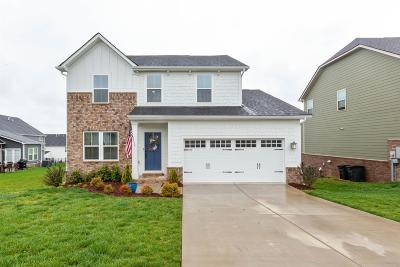 Spring Hill Single Family Home For Sale: 1971 Allerton Way