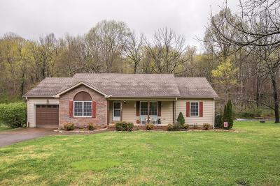 Greenbrier Single Family Home Under Contract - Not Showing: 2524 Distillery Road
