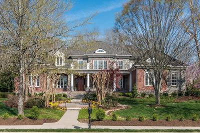 Franklin Single Family Home For Sale: 1494 Willowbrooke Cir