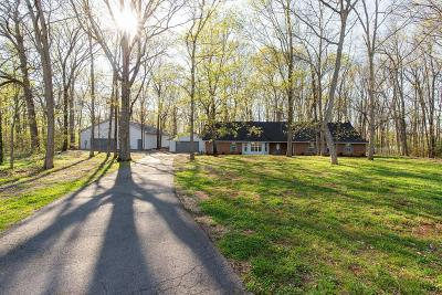 Mount Juliet Single Family Home Under Contract - Showing: 116 Clark Dr