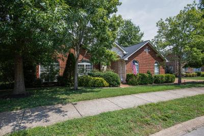 Franklin Single Family Home Under Contract - Not Showing: 3122 Friars Bridge Pass