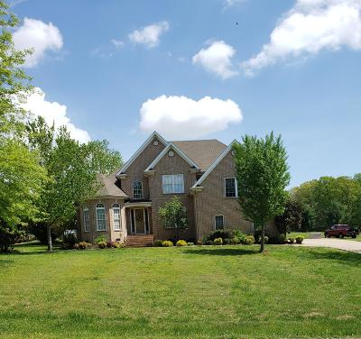 Springfield Single Family Home For Sale: 3012 Burts Xing
