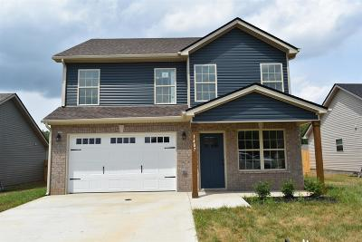 Christian County, Ky, Todd County, Ky, Montgomery County Single Family Home Active Under Contract: 8 Ridgeland Estates
