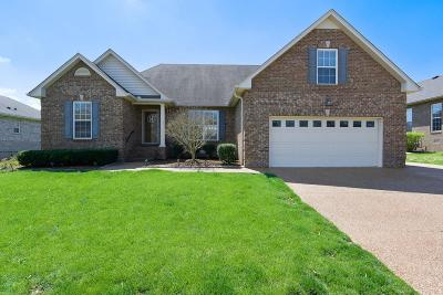 Gallatin Single Family Home For Sale: 619 Lilycrest Dr