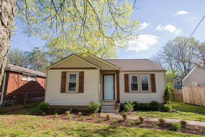 Madison Single Family Home For Sale: 324 Hickory St