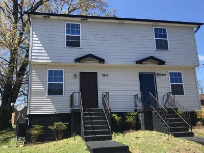 Nashville Single Family Home For Sale: 2410 Woodale Ln