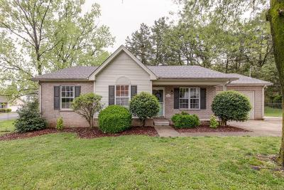 Madison Single Family Home For Sale: 600 Monticello Ct