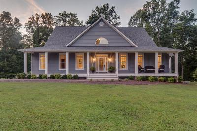 Sparta Single Family Home For Sale: 700 Coves Pointe Lane