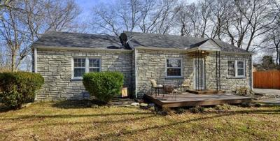 Hendersonville Single Family Home Under Contract - Not Showing: 219 Shivel Dr