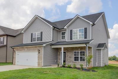 Christian County, Ky, Todd County, Ky, Montgomery County Single Family Home For Sale: 1342 Millet Dr