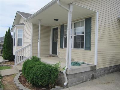 Oak Grove Rental Under Contract - Not Showing: 407 Filmore Rd