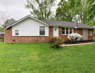 Rutherford County Single Family Home For Sale: 1610 Gordon Ter