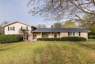 Old Hickory Single Family Home For Sale: 321 Rembrandt Dr