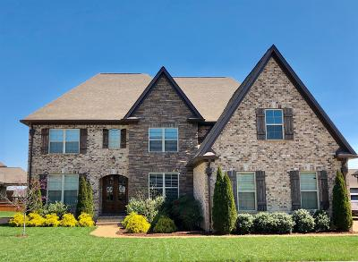 Spring Hill Single Family Home Under Contract - Showing: 7010 Kidman Ln