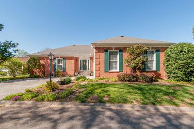 Franklin Single Family Home For Sale: 712 Summerset Grn