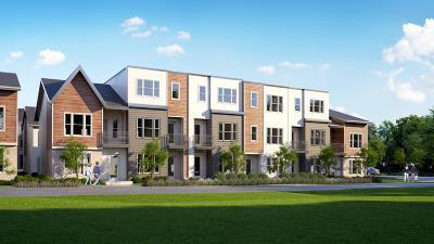 Nashville Single Family Home For Sale: 738 Vernon Ave