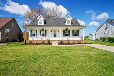 Lebanon Single Family Home Active Under Contract: 608 Fairgrounds Ct