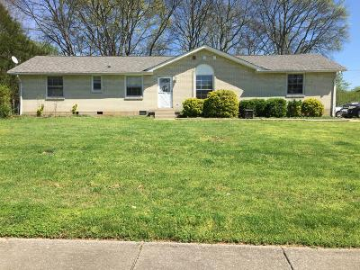 Hendersonville Single Family Home For Sale: 214 Wessington Pl