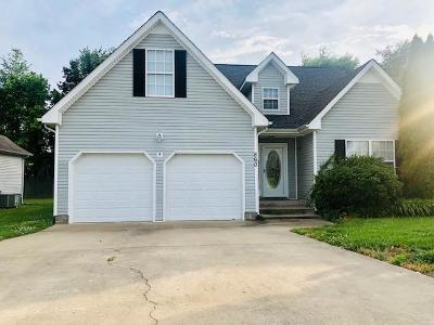 Arbour Greene South Single Family Home Under Contract - Not Showing: 860 Cindy Jo Ct
