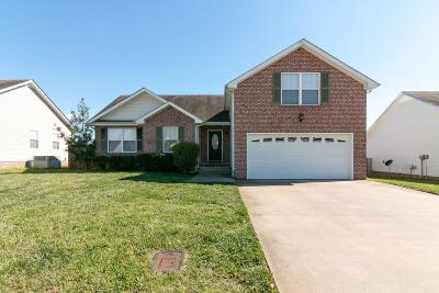 Autumn Creek Single Family Home Under Contract - Showing: 1812 Jackie Lorraine Dr