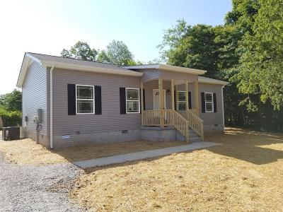Single Family Home Under Contract - Showing: 109 Murfreesboro Street