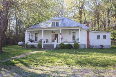 Charlotte Single Family Home Under Contract - Not Showing: 645 Old Highway 48