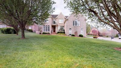 Brentwood  Single Family Home Under Contract - Not Showing: 803 Albemarle Ct