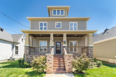 Nashville Single Family Home Active Under Contract: 1019 Pennock Ave