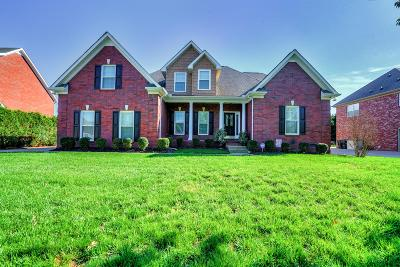Single Family Home Under Contract - Showing: 5341 Saint Ives Dr