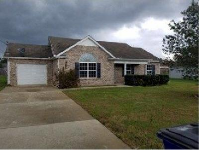 Shelbyville Single Family Home For Sale: 304 Christopher Ct