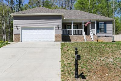 Shelbyville Single Family Home Under Contract - Not Showing: 107 Doak St