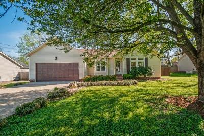 Columbia Single Family Home Under Contract - Showing: 2007 Cobb Dr