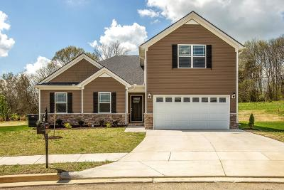 Spring Hill Single Family Home Under Contract - Not Showing: 200 Karis Dr