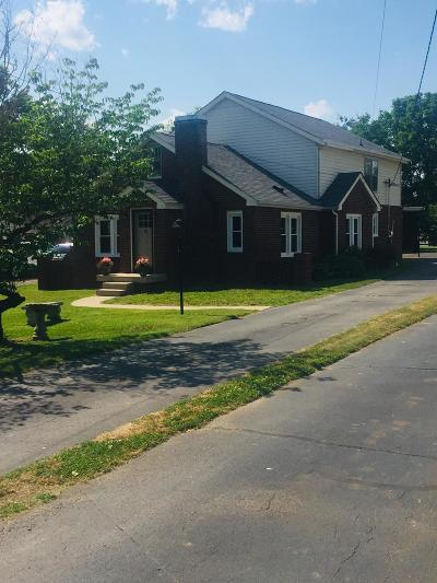 Old Hickory Single Family Home For Sale: 3236 Lakeshore Dr