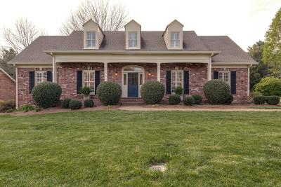 Brentwood Single Family Home Under Contract - Not Showing: 409 Hunterwood Court