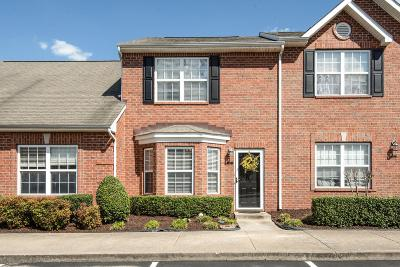 Franklin Condo/Townhouse Under Contract - Not Showing: 1101 Downs Blvd, #170