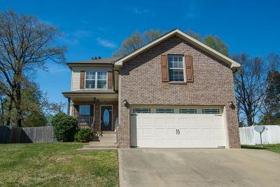 Autumn Creek Single Family Home Under Contract - Not Showing: 1845 Jackie Lorraine