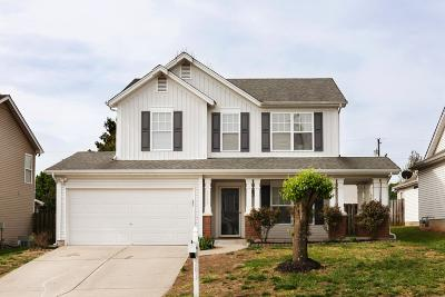 Hermitage Single Family Home Under Contract - Not Showing: 2240 Crescent Valley Ln