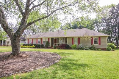 Single Family Home Under Contract - Not Showing: 2409 Racquet Club Dr