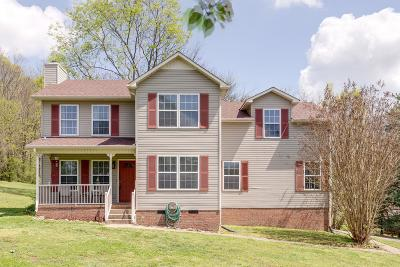 Culleoka Single Family Home Under Contract - Showing: 1916 Asbury Dr