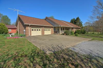 Single Family Home Under Contract - Showing: 5842 Fred Perry Rd