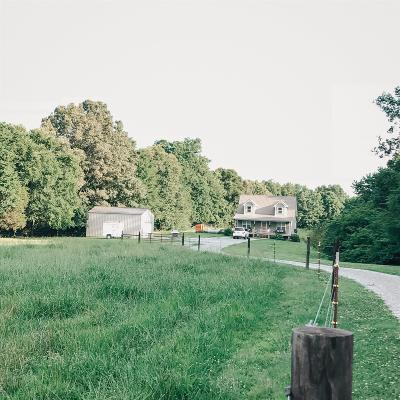 Estill Springs Single Family Home Under Contract - Showing: 229 Damron Rd
