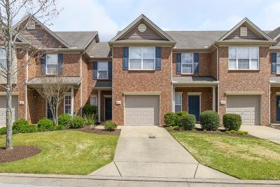 Brentwood Condo/Townhouse For Sale: 8203 Rossi Rd