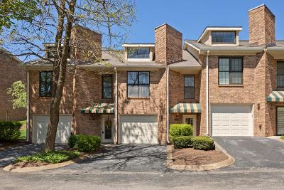 Brentwood Condo/Townhouse For Sale: 5909 Stone Brook Dr