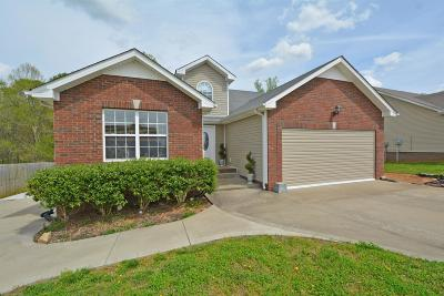 Clarksville Single Family Home Under Contract - Not Showing: 1877 Sage Meadow Ln